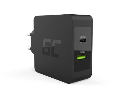 Adapter USB-C 30W PD s portem USB QC3.0 a kabel USB-C pro Apple MacBoo