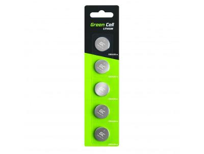 Baterie 5x Lithium Green Cell CR2430 3V 290mAh