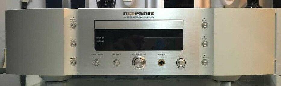 MARANTZ SA-15S2 HI-END STEREO SACD CD PLAYER