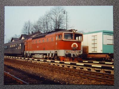 Lokomotiva T 478.3281, Klášterec nad Ohří