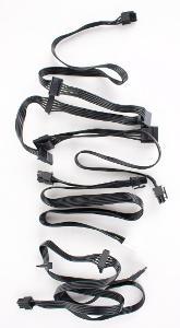 Fractal Integra 750W kabely