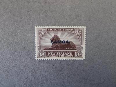 Samoa 1920 *