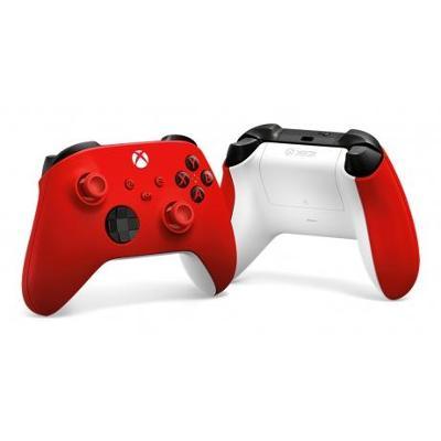 Xbox Pulse Red ovladač červený