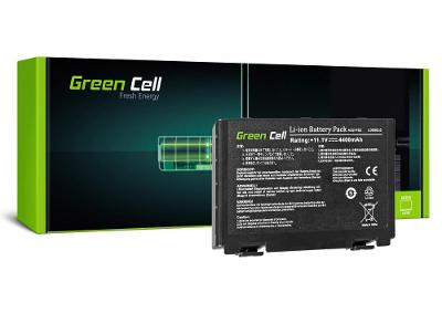 Baterie pro Asus A32-F82 K40 K50 K60 K70 / 11,1V 4400mAh