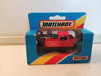 Matchbox-Steam Loco MB43+box