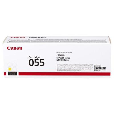Canon CRG-055K žlutý originání toner