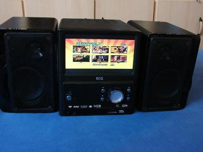 ECG Xenon D-999  DVD USB SD