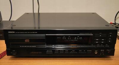 DENON DCD-1560 TOP CD PLAYER