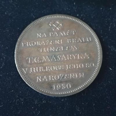 Pamětní medaile Stavba dráhy Handlová