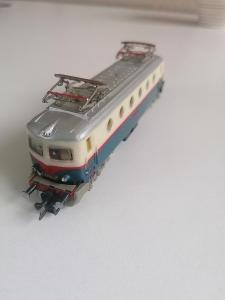 TT elektrická lokomotiva, krásný stav