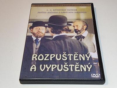 ROZPUŠTĚNÝ A VYPUŠTĚNÝ / DVD NEŠKRÁBLÉ