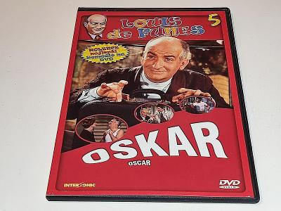 OSKAR - LOUIS DE FUNES / DVD NEŠKRÁBLÉ