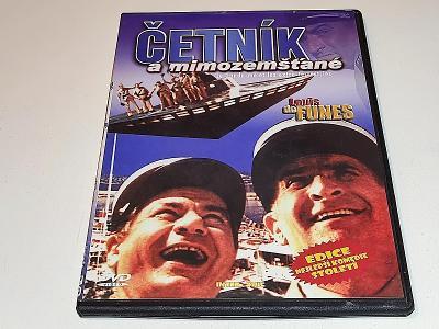 ČETNÍK A MIMOZEMŠŤANÉ - DE FUNES / DVD NEŠKRÁBLÉ