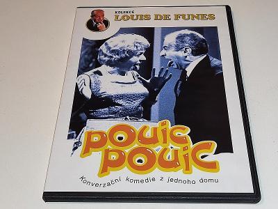 POUIC POUIC - LOUIS DE FUNES / DVD NEŠKRÁBLÉ