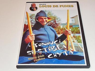 TONOUCÍ SE STÉBLA CHYTÁ - DE FUNES / ŠKRÁBKY NA DVD