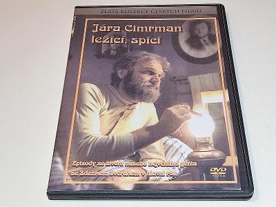 JÁRA CIMRMAN LEŽÍCÍ, SPÍCÍ / DVD NEŠKRÁBLÉ