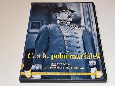 C. A K. POLNÍ MARŠÁLEK  / DVD NEŠKRÁBLÉ
