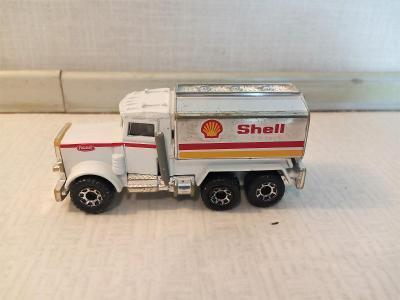 Matchbox-Peterbilt tanker Shell