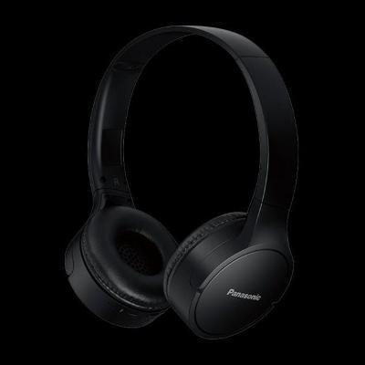 Panasonic RB-HF420BE-K černá bezdrátová sluchátka