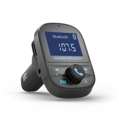 ENERGY Car Transmitter FM Bluetooth Pro, USB, microSD, 3,5mm jack, LCD