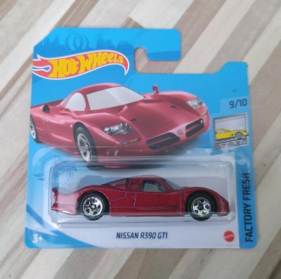 Nissan R390 GTI - Hot Wheels