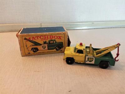 Matchbox-Dodge Wreck Truck RW-No13+box-Raritní!!!