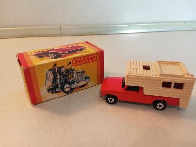 Matchbox-Ford Camper Truck No38+box
