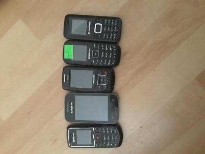 Mobily na nahradni dily samsung