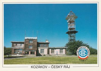 KOZÁKOV - ČESKÝ RÁJ
