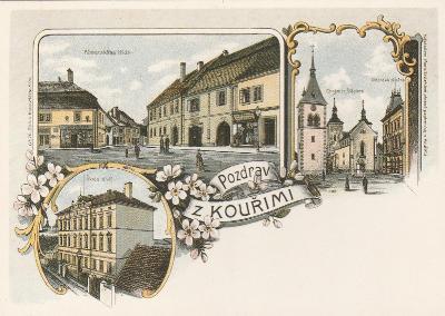 KOUŘIM - REPRINT