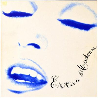 Gramofonová deska MADONNA - Erotica (2LP)