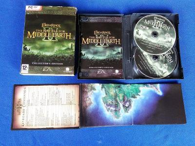 PC - THE LORDS OF THE RINGS THE BATTLE FOR MIDDLE-EARTH 2 Collect.Edit
