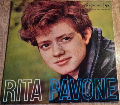 LP deska Rita Pavone - Rita Pavone / stav VG+ / VYPRANÁ
