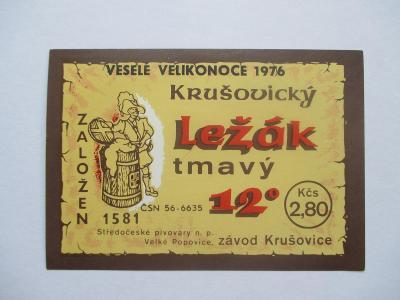 sběratelství- pivní etikety