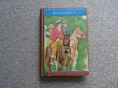 O. Votočková - Luermannová - Moldavit, rok 1928