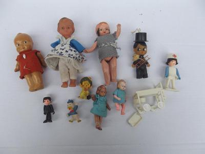 Staré panenky