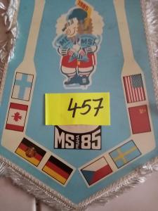 Vlajka - hokejová