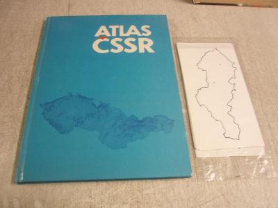 r3538k * retro atlas ČSSR * 1988