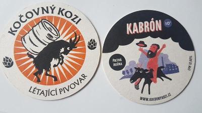 Letajici Pivovar  Kocovny Kozi