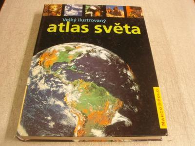r3548k * velký ilustrovaný atlas světa
