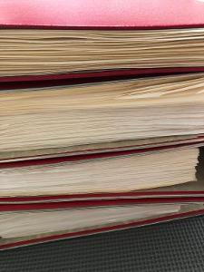 ČSR II - ražené známky, aršíky, desetibloky, PL, FDC, celistvosti