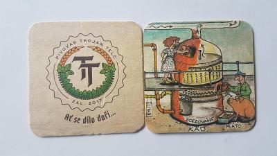 Pivovar  Trojan Telc