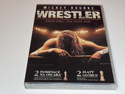 WRESTLER : MICKEY ROURKE / DVD NEŠKRÁBLÉ