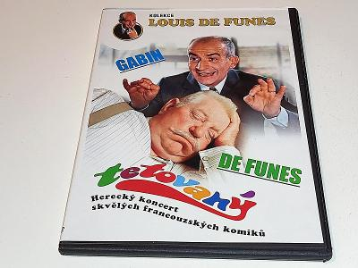 TETOVANÝ : DE FUNES - GABIN / DVD NEŠKRÁBLÉ