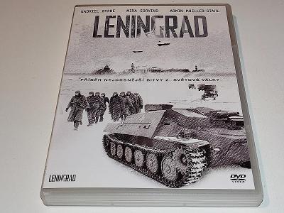 LENINGRAD : GABRIEL BYRNE / NA DVD PÁR JEMNÝCH ŠKRÁBEK
