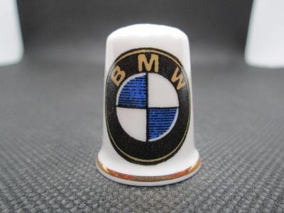 Sběratelský náprstek Reklama - BMW, značka německých automobilů
