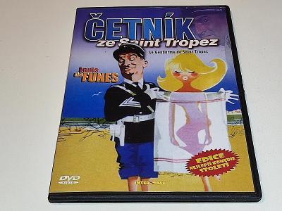 ČETNÍK ZE SAINT TROPEZ / DVD NEŠKRÁBLÉ