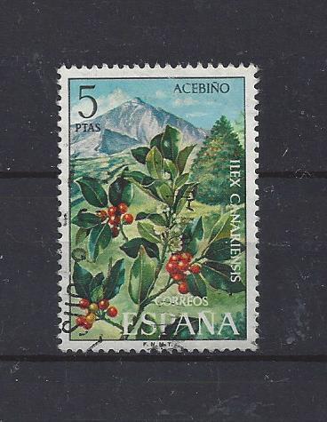 Flora - Španělsko