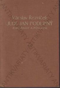 JUDr. Jan Podlipný 1924 A. Neubert  [právník]