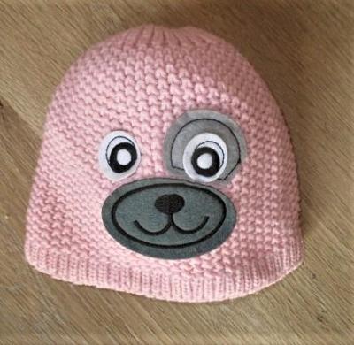 Zimní dětská zimní čepice - NOVÁ